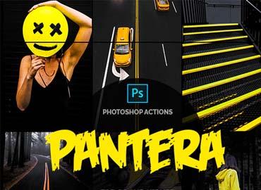 Pantera - Photoshop Actions