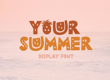 Your Summer Font