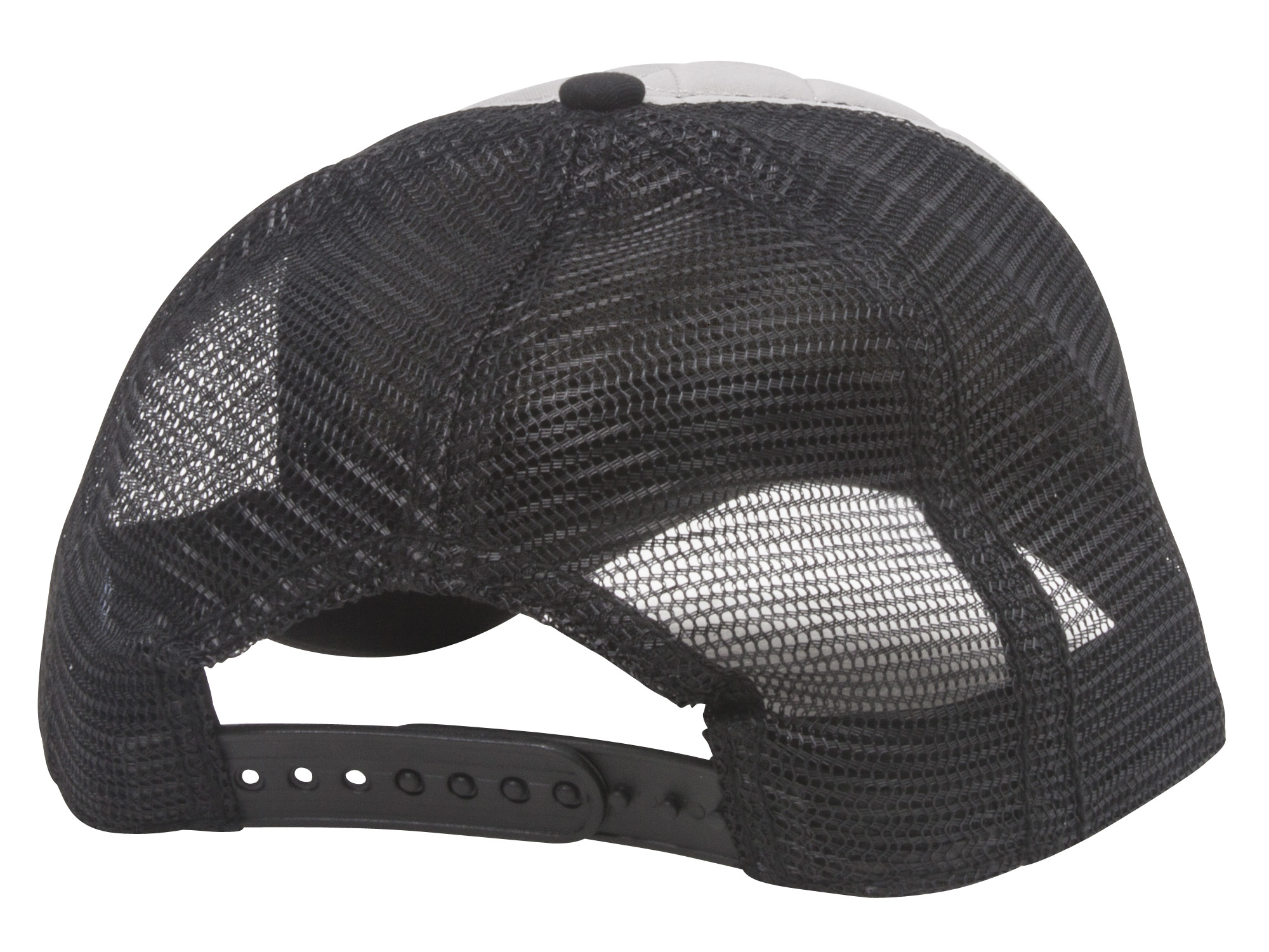 Quilted-Pattern-Fashion-Foam-Front-Trucker-Cap thumbnail 6
