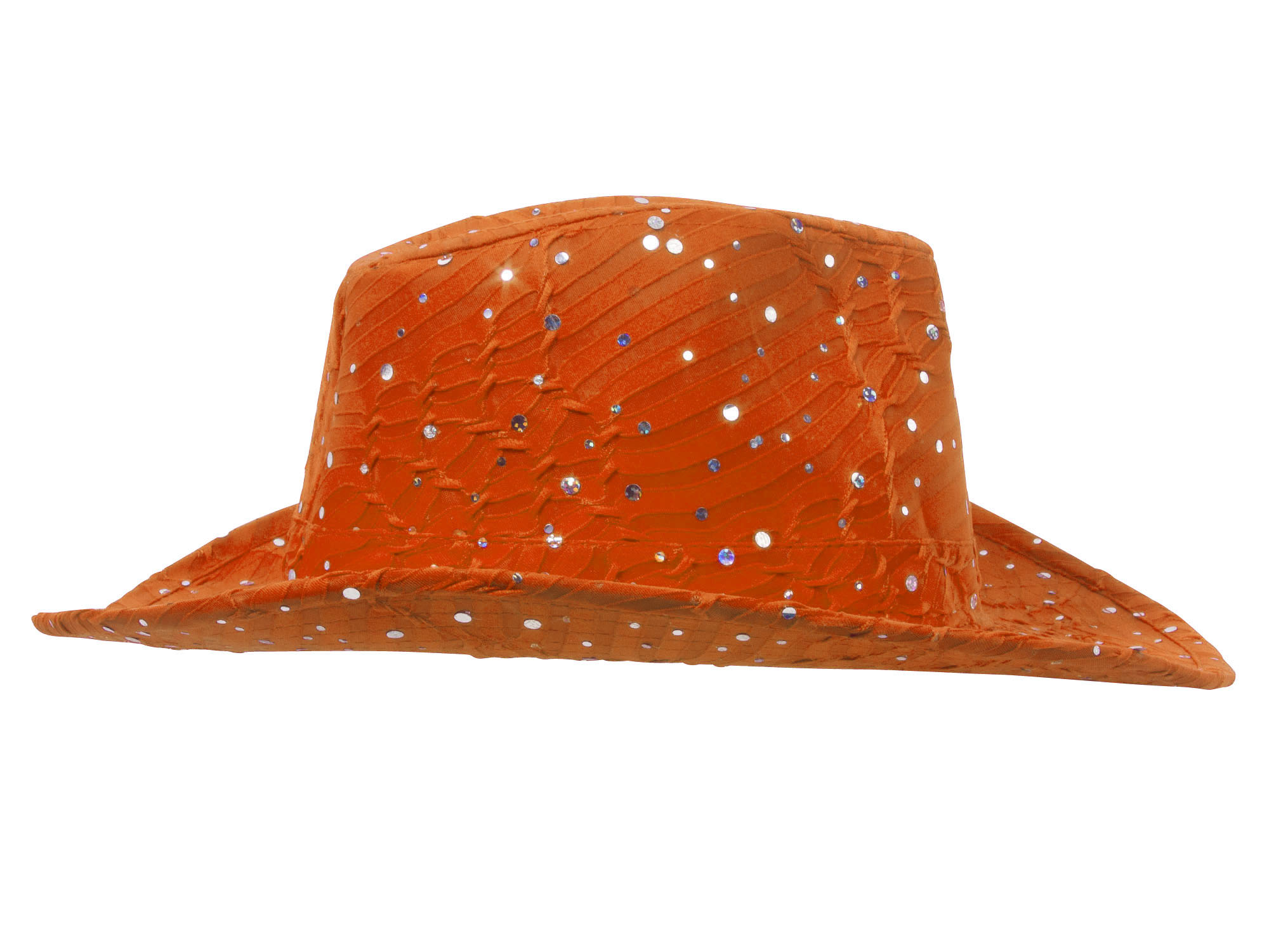 Glitter-Sequin-Trim-Cowboy-Hat thumbnail 34