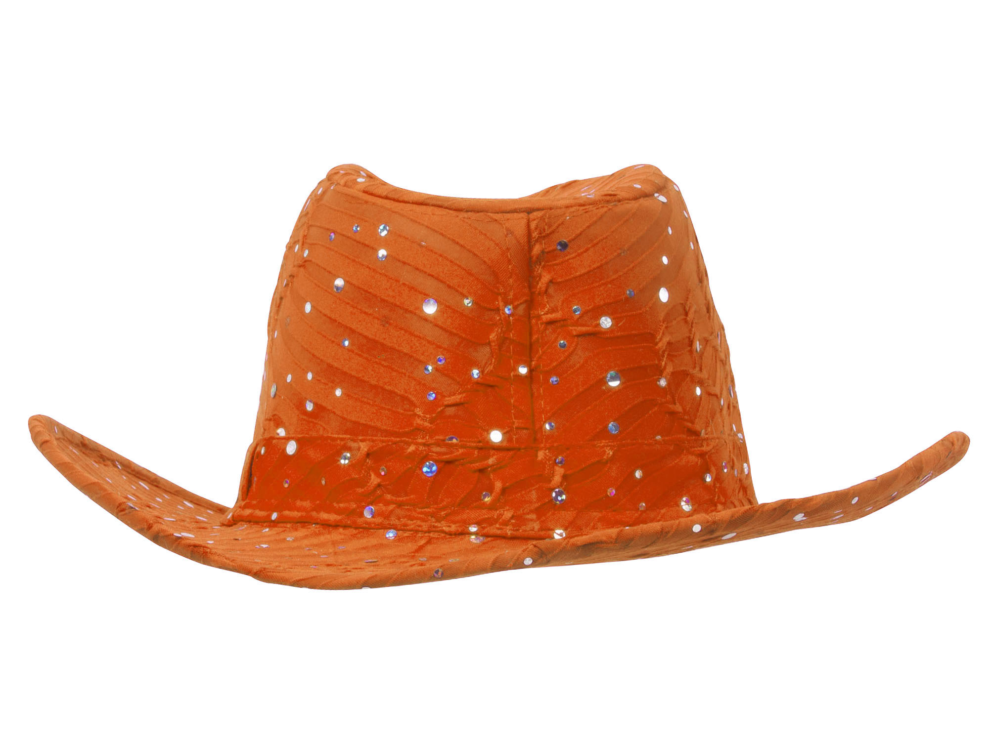 Glitter-Sequin-Trim-Cowboy-Hat thumbnail 35