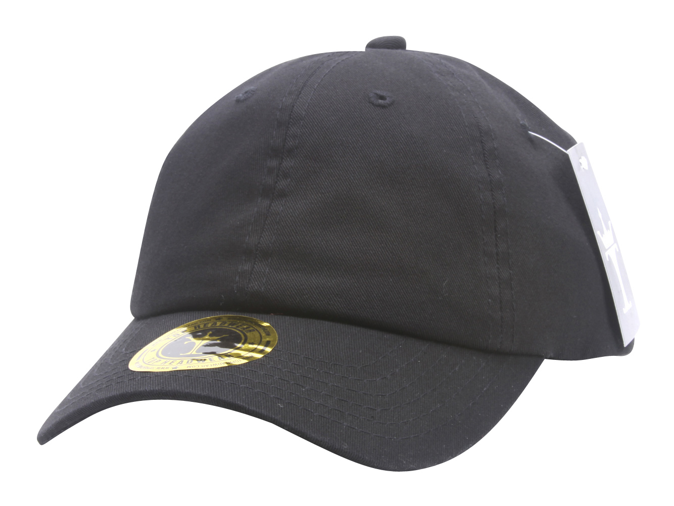 Low-Profile-Dyed-Cotton-Twill-Cap thumbnail 5
