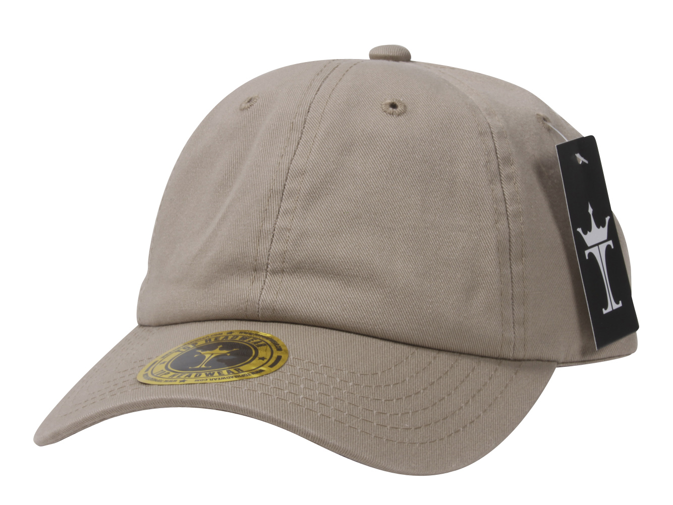 Low-Profile-Dyed-Cotton-Twill-Cap thumbnail 9