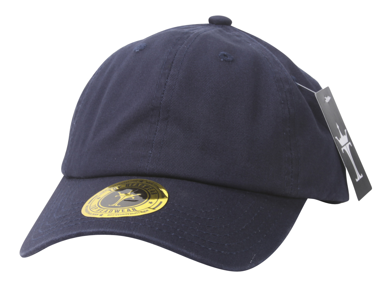 Low-Profile-Dyed-Cotton-Twill-Cap thumbnail 14