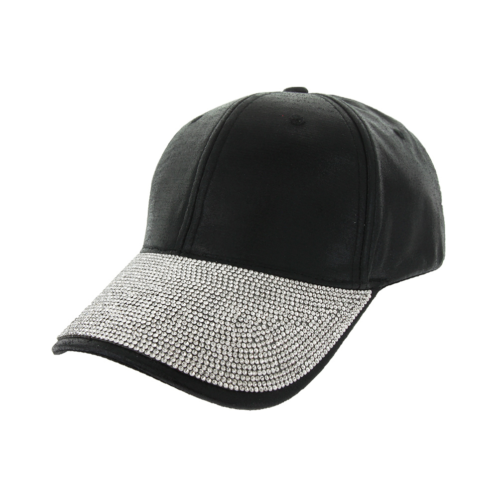 Details about Top Headwear Shiny Studded Baseball Cap b8b8f5e01eb
