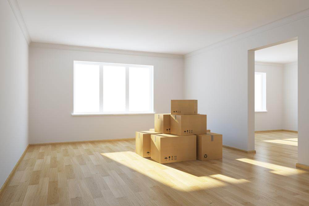 stack of boxes to illustrate what is minimalism