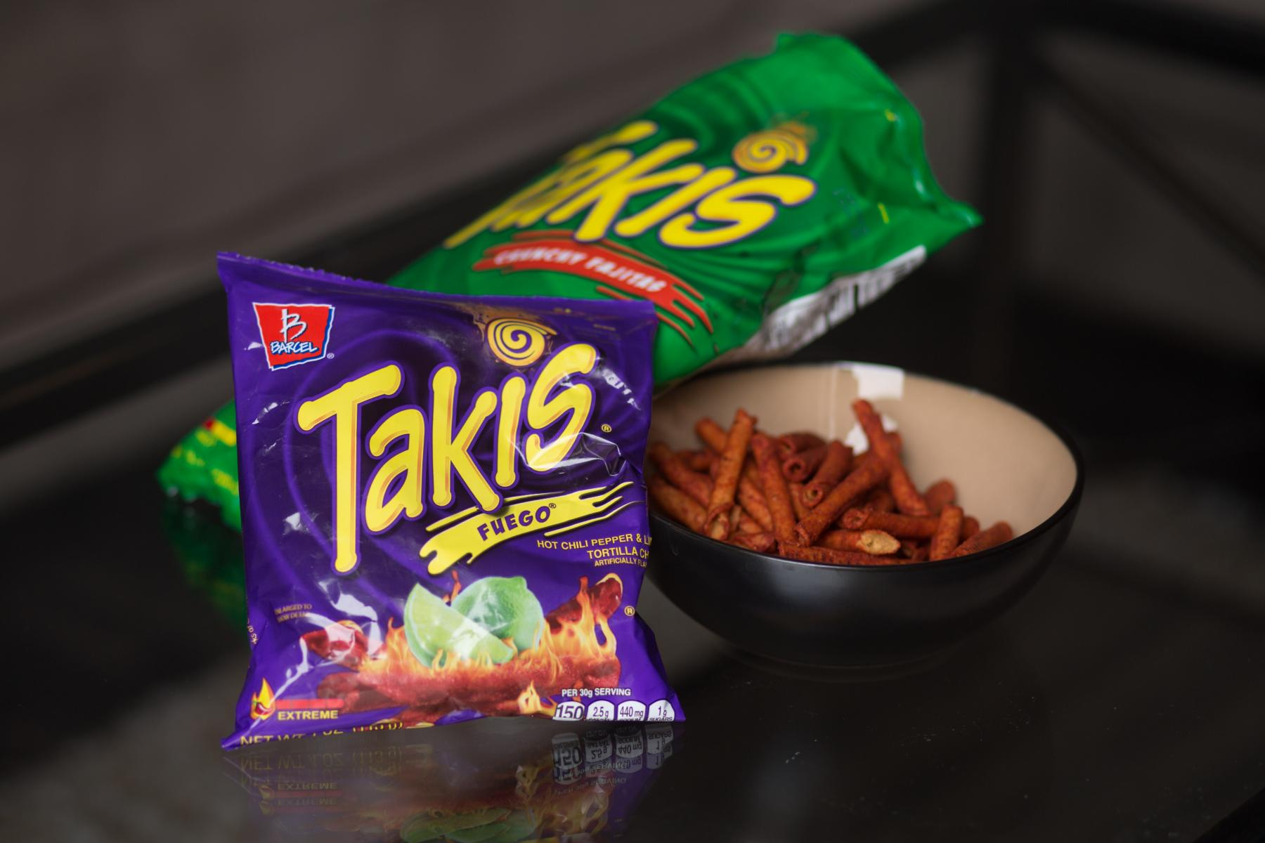 This is a bowl of takis to answer the question