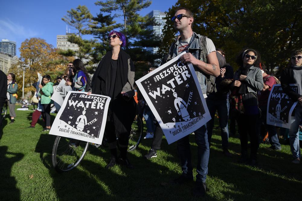 oil pipeline protests in canada