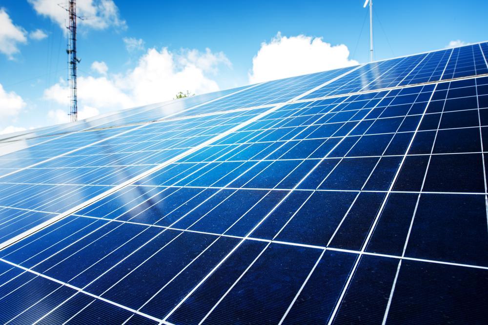 solar panels suniva