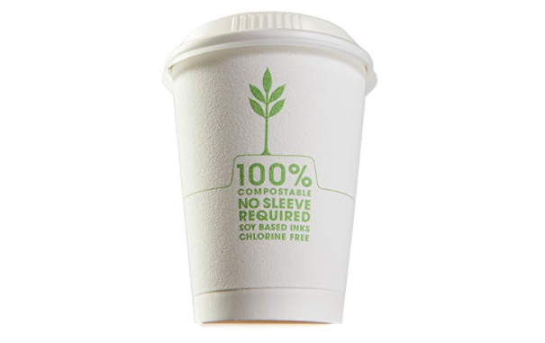 Coffee cups for sustainable living