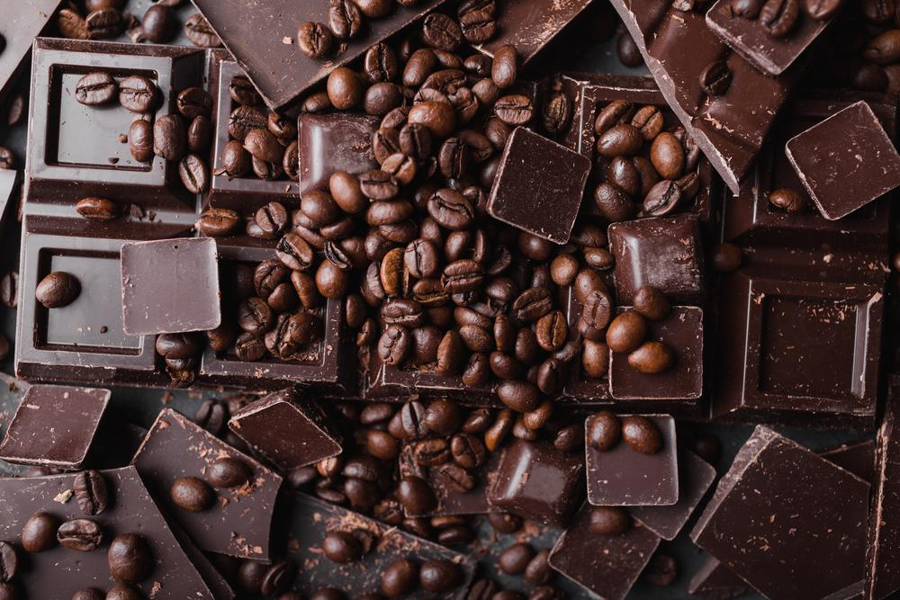 fair trade coffee and chocolate