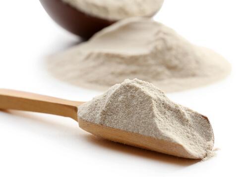 Rye Flour Wash