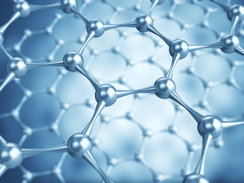 Graphene lattice structure