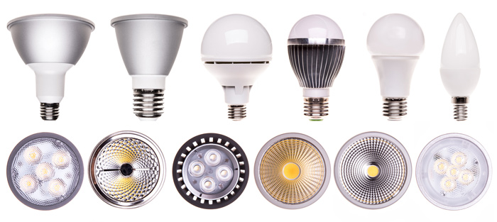 Image result for types of LED Light