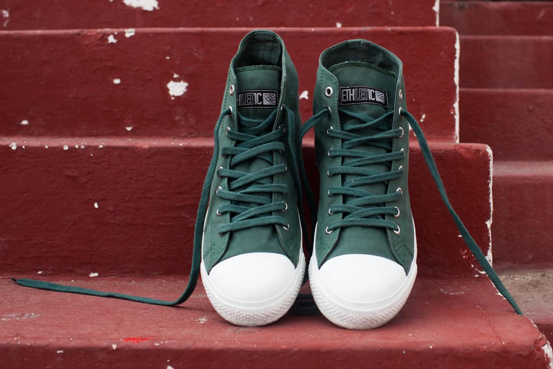 Ethletic fair trade sneakers