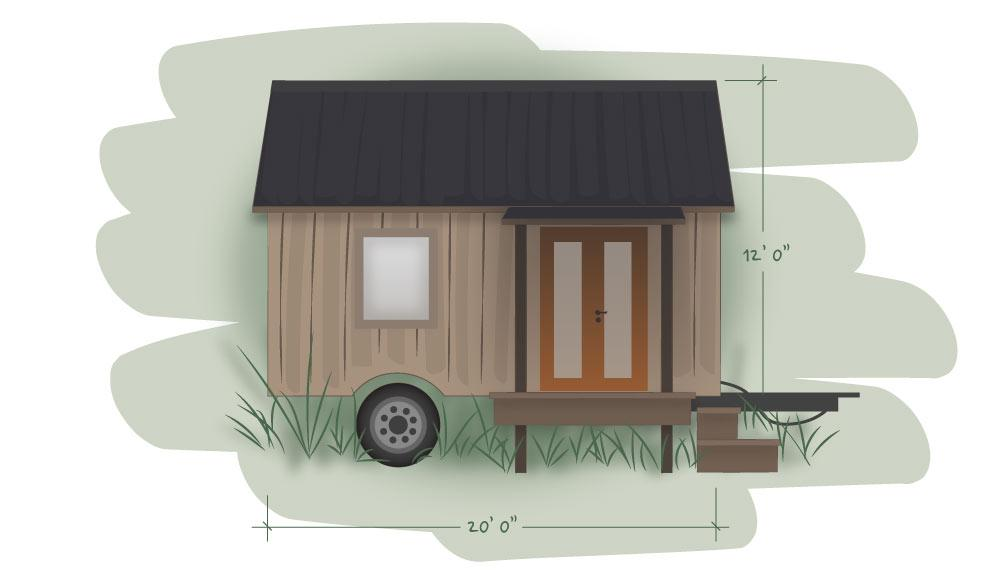 tiny house plans: how to build your own home