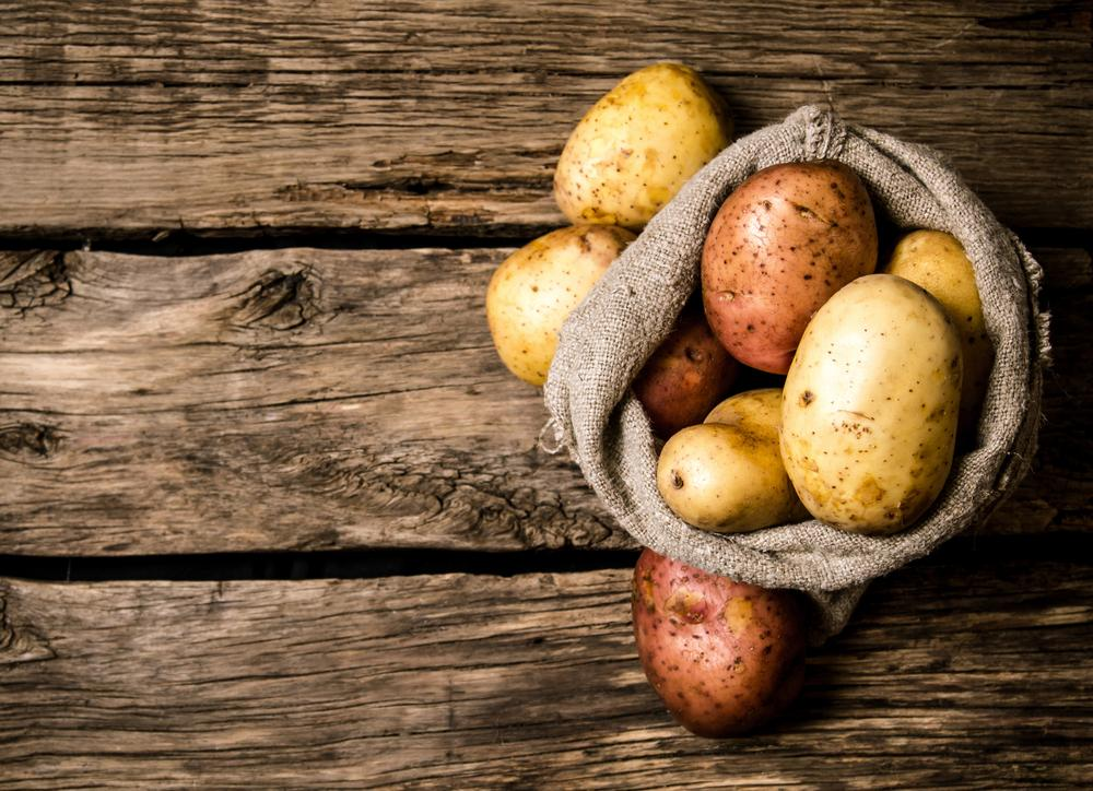 What is GMO, and are they in potatoes