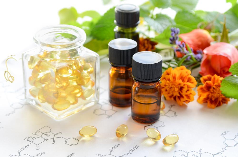 essential oils supplements
