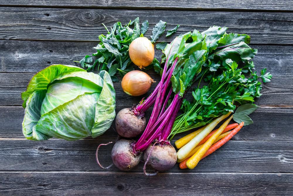 organic or GMO produce