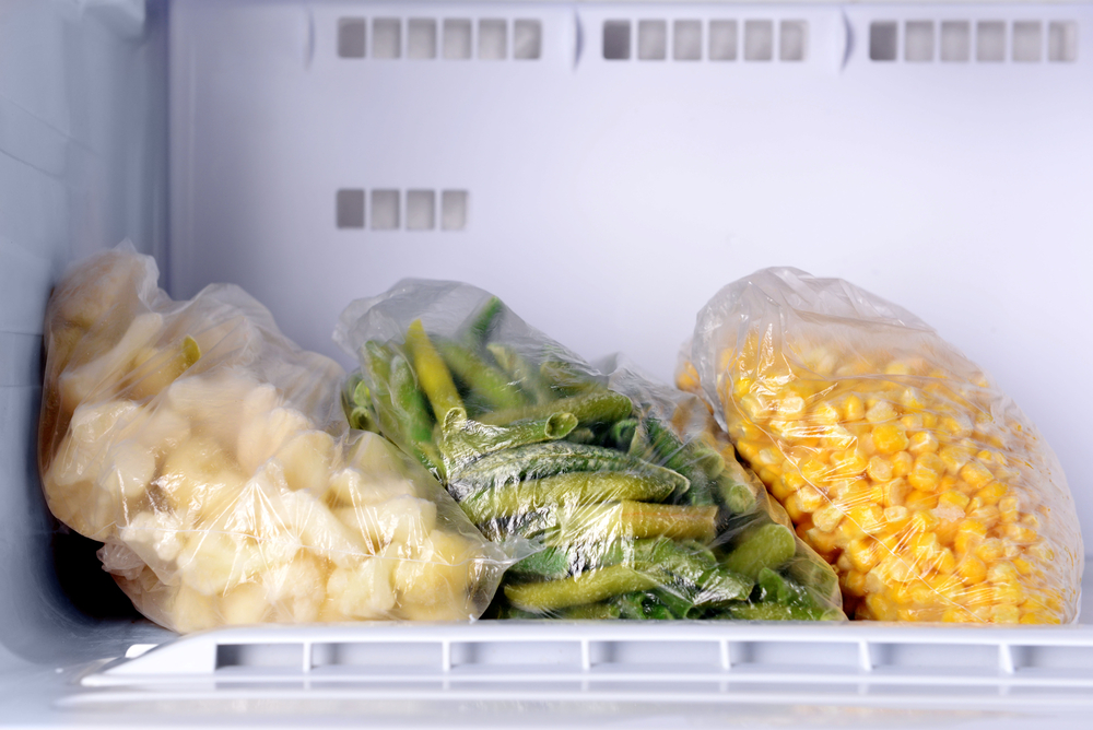 Frozen Organic Food Recall