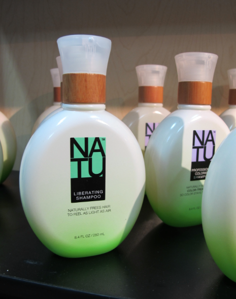 natu organic shampoo