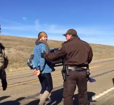 shailene woodley arrest