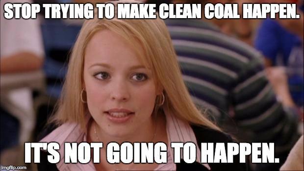 clean coal trump