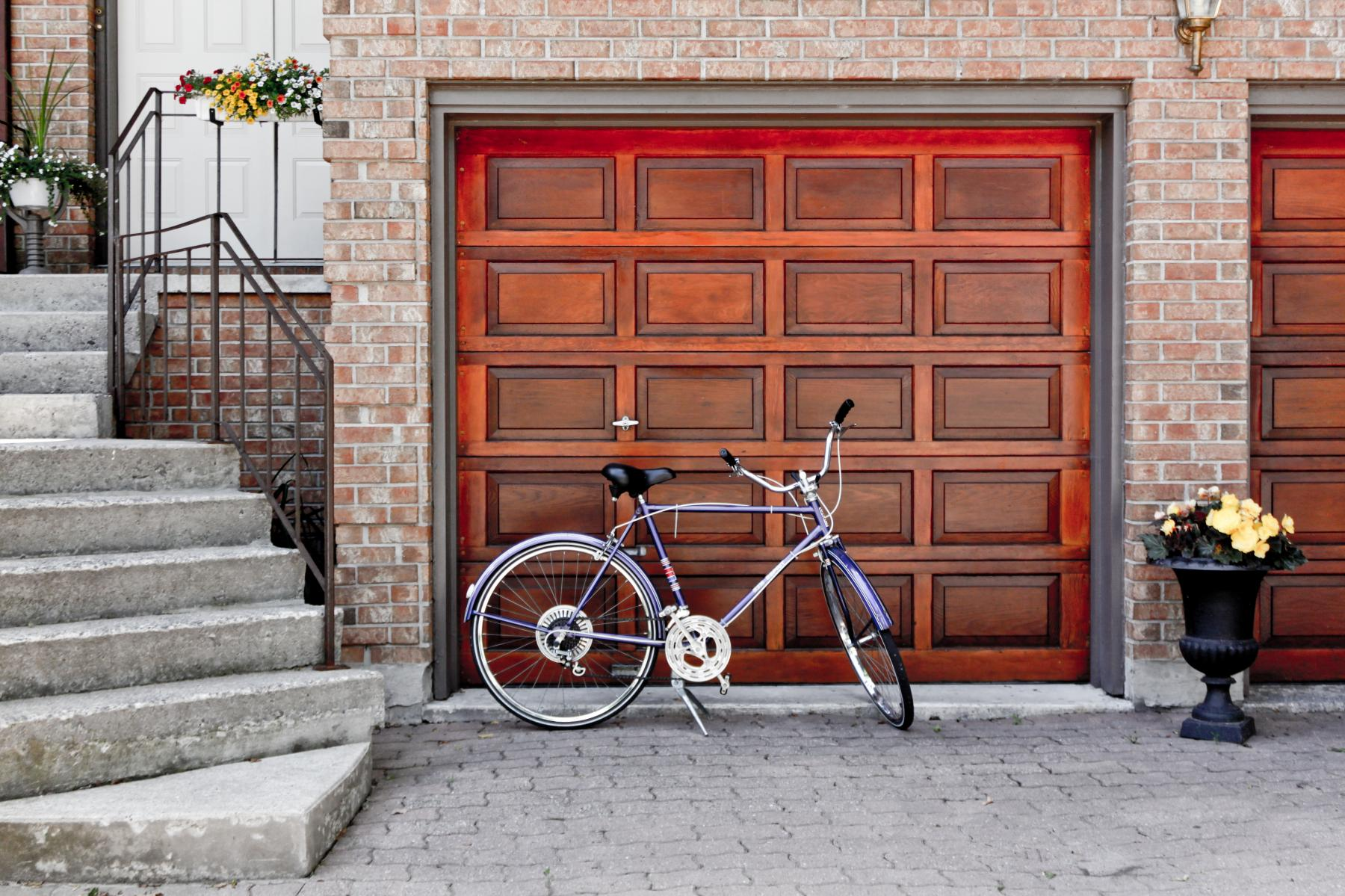 Insulated garage doors can improve energy costs