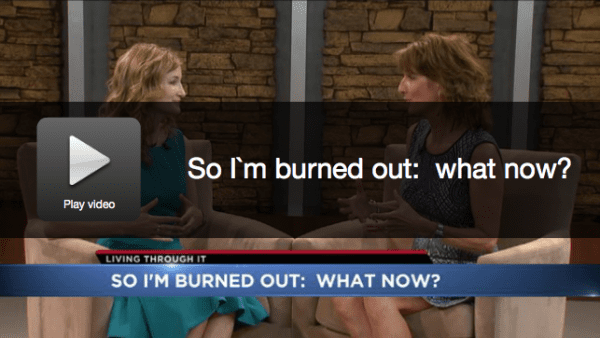 Denver Life Coach Stress Burnout