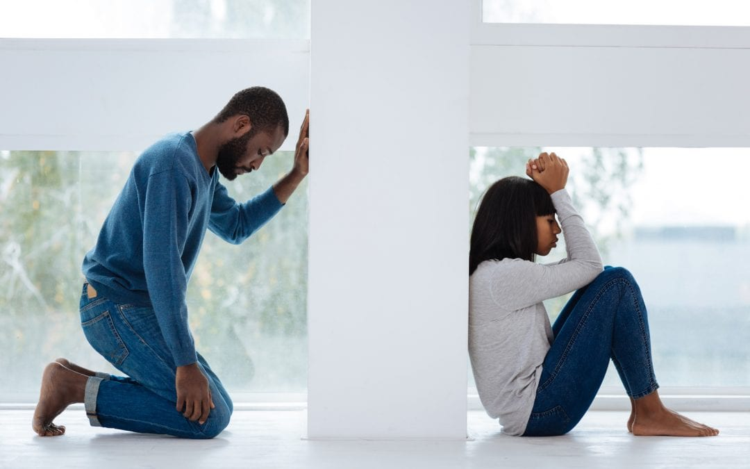 How to Forgive Your Partner, When The Hurt Feels Big