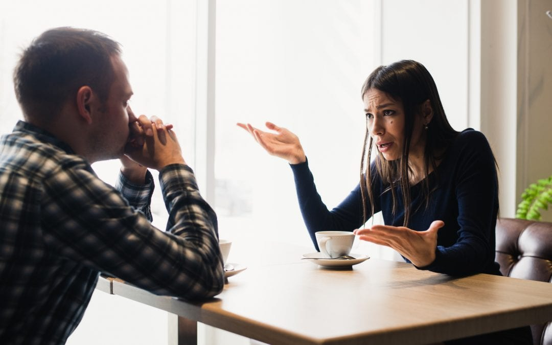 3 Steps to Effective Arguing