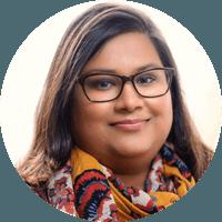 Sharmishtha Gupta, M.A.