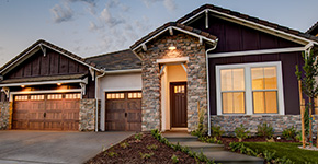 Move-in ready homes available in every Granville community