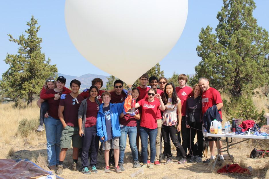 Balloons team