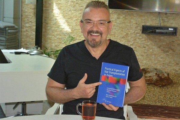 dr koray erdogan founder of ASMED FUE hair clinic