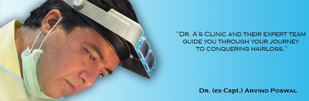 dr arvind poswal hair transplant india