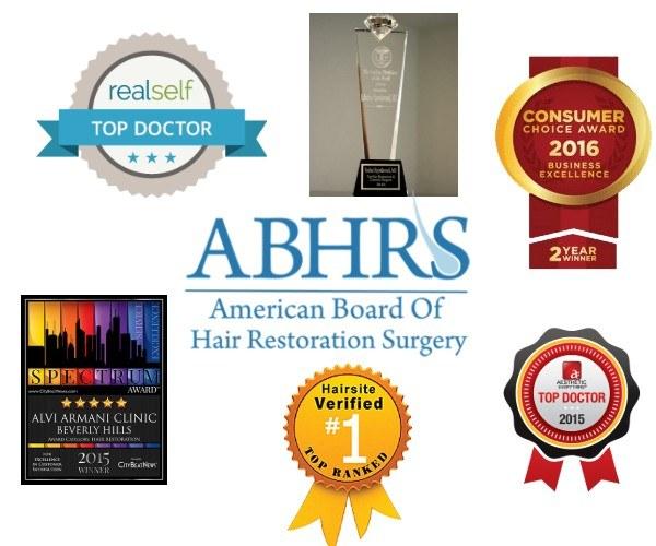 dr baubac hair transplant awards