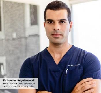 Dr Baubac Hair Transplant Beverly Hills