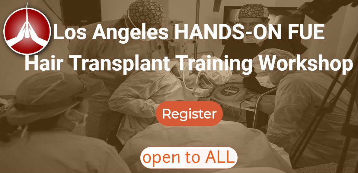 hair transplant training US