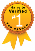 HairSite top ranked award
