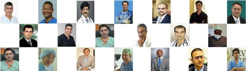 free consultations - hair loss doctors