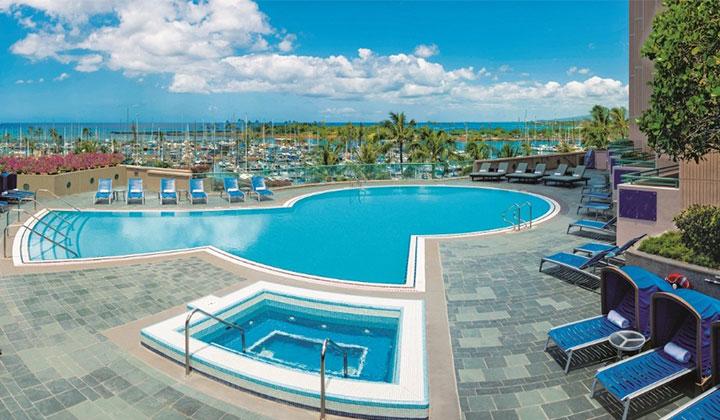 Shoreline Hotel Hawaii The Hawaii Prince Hotel