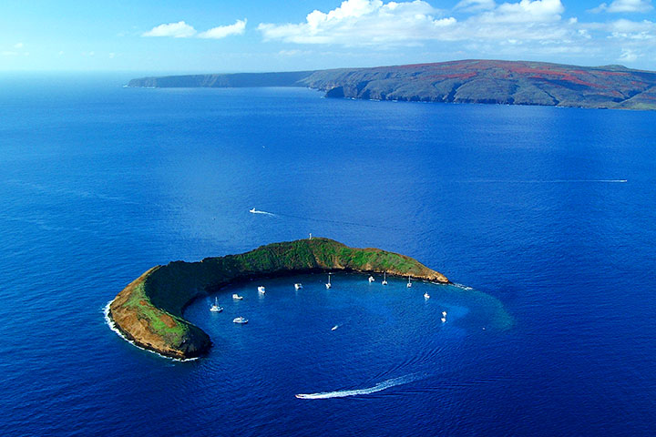 Which Hawaiian Islands Are The South Shore