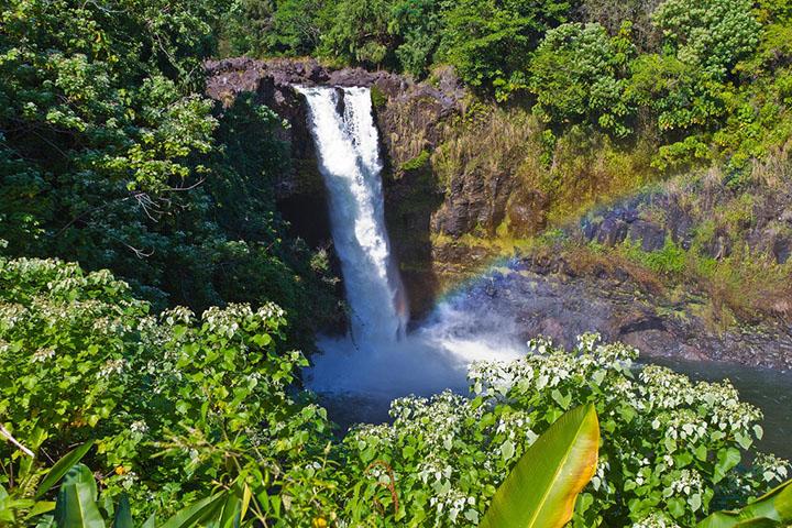 hilo Rainbow Falls