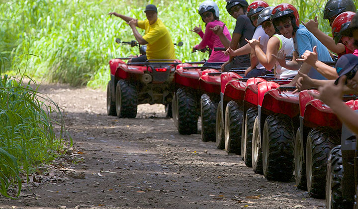 Photo courtesy of Waipio Ride the Rim ATV Tours.