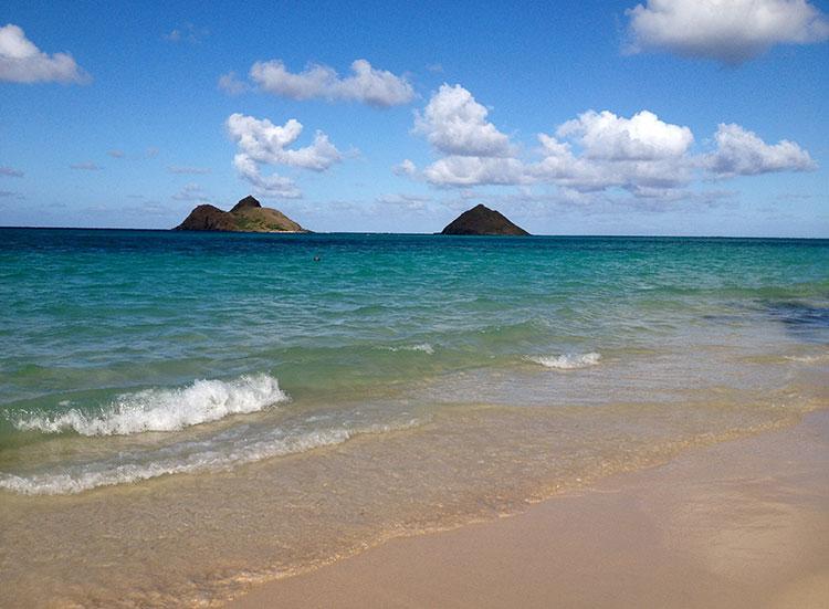 Touring Kailua On Oahu Hawaii Com