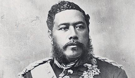 King David LaÔamea Kalakaua, HawaiiÕs last king. (Star-Advertiser File)