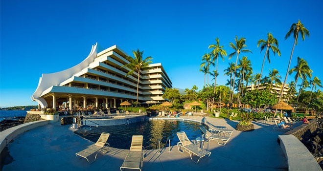 Hotels Kailua Kona Big Island