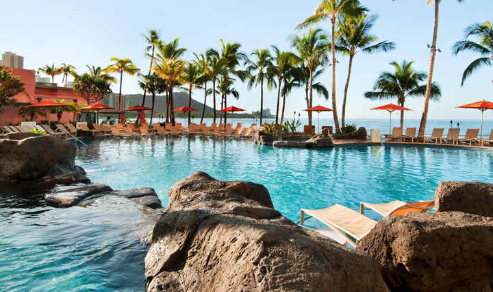 Sheraton Waikiki Hotel On Oahu Hawaiicom - Sheraton hawaii