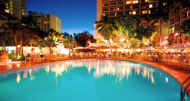 Starwood Hotels Resorts Has A Total Of 11 Properties Spread Throughout The Hawaiian Islands Oahu Maui Kauai And Big Island